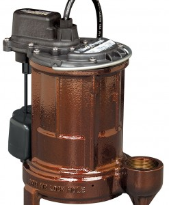 LIBERTY 237 1/3HP SUMP PUMP